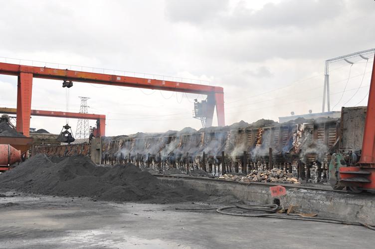 碳化硅冶炼厂
