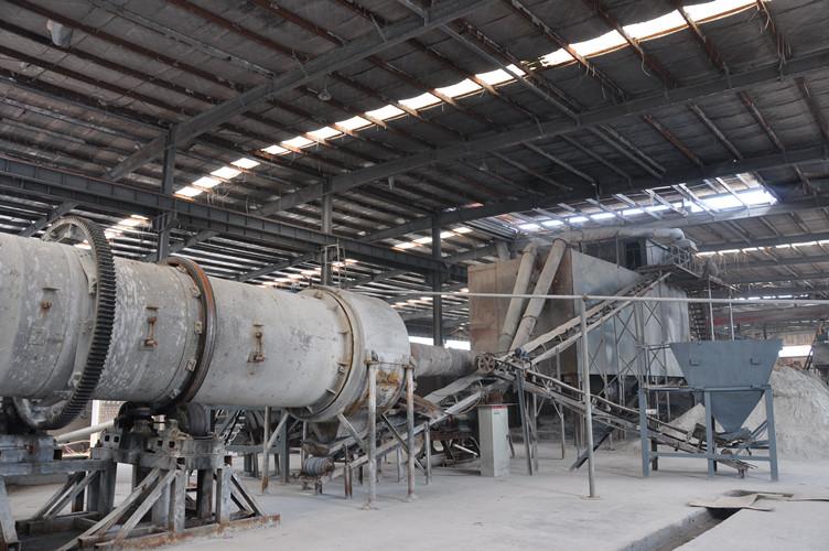 治砂设备生产线